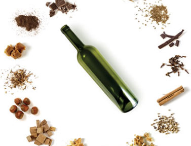 Wine aromas , where do they come from?