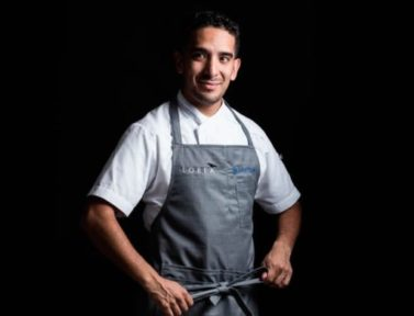 Interview with chef Oswaldo Oliva, innovator of gastronomy